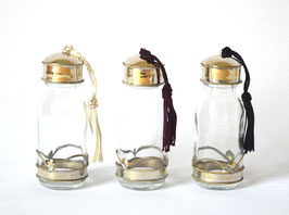 Glazen flesjes