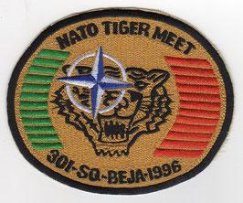Portuguese Air Force patch 302 Esquadra A-7P NTM 1996 Beja