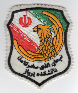 Iranian Air Force patch ´Golden Crown´ Aerobatic Team F-5E