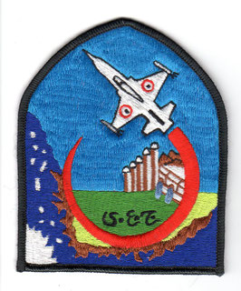 Republic of Yemen Air Force patch 121 Squadron F-5E/B
