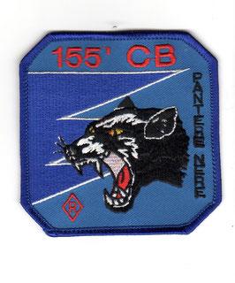 Italian Air Force patch 155° Gruppo Caccia-Bombardieri ´Pantere Nere ´ Tornado IDS   - obsolete -