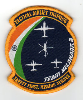 Indian Air Force Fixed Wing Training Faculty Ops patch An-32 / Do.228