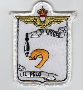 Italian Air Force patch 140° Squadriglia / 86° Gruppo Atlantic period