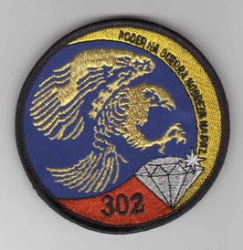 Portuguese Air Force patch 302 Esquadra A-7P   - disbanded   -