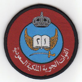 Royal Saudi Air Force patch 21 Squadron BAe Hawk
