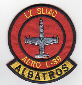 Slovak Air Force patch 2nd Squadron / Sliac Air Base L-39