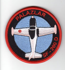 Turkish Air Force patch SF.160 123 Filo ´Pazlanlar´