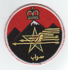 Patch Escadre ´Sarab´ Mirage F.1CH arabic writing