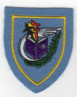 Belgian Air Force patch Pilot Training School (1987-2004) Alpha Jet