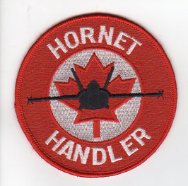Royal Canadian Air Force patch ´Hornet Handler´ CF-188 1990s version