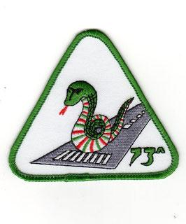 Italian Air Force patch 73° Squadriglia / 13° Gruppo F-104ASA period