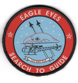 Indian Air Force No.131 Forward Air Control Flight ´Eagle Eyess´ Ops patch