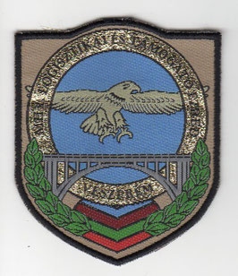 Hungarian Air Force patch Logistic Regiment Veszprem