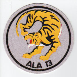 Spanish Air Force patch ALA 13 rubberized