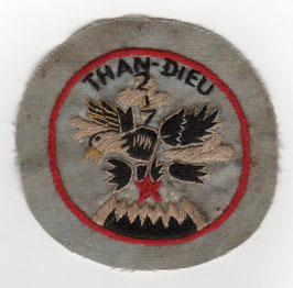 South Vietnam Air Force patch 217 Helicopter Squadron UH-1