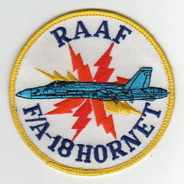 Royal Australian Air Force patch RAAF F/A-18 Hornet