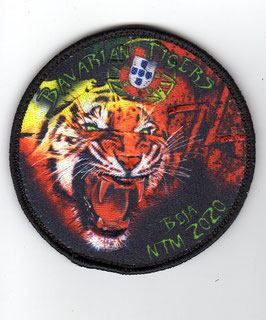 German Air Force patch TLG 74 NATO Tiger Meet 2020 Beja