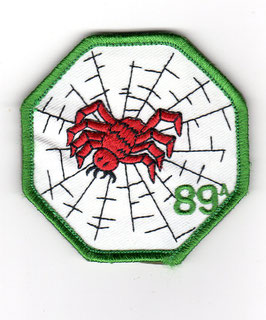 Italian Air Force patch 89° Squadriglia / 13° Gruppo F-104ASA period