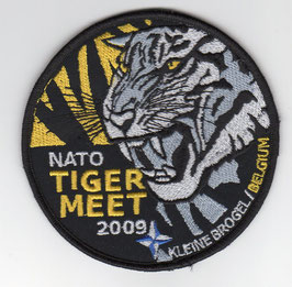 Belgian Air Force patch NATO Tiger Meet 2009 Kleine Brogel F-16