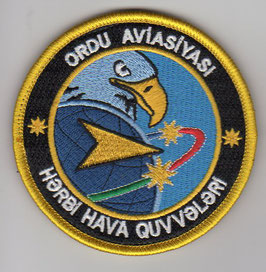 Azerbaijan Air Force patch Aviation Group