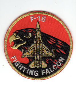 RSAF patch F-16 Fighting Falcon older Singapore made version