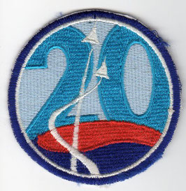South Korean Air Force patch 20th Fighter Wing F-16