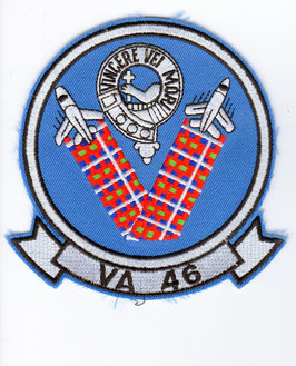 US Navy VA-46 ´Clansmen´ A-7E