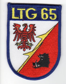 German Air Force patch LTG 65