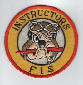 Pakistan Air Force patch Flying Instructors School Ops