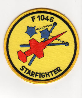 Belgian Air Force patch 349 Squadron F-104G Starfighter