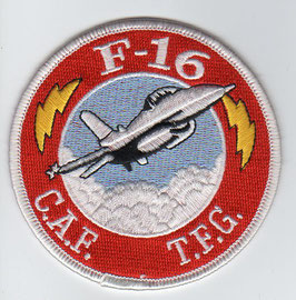 Taiwan Air Force patch F-16 C.A.F. - T.F.G.