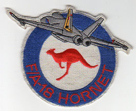 Royal Australian Air Force patch F/A-18 Hornet early version