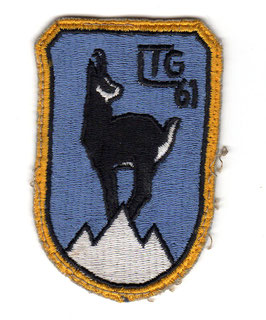 German Air Force patch LTG 61 old version
