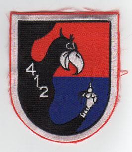 German Air Force patch JaBoG 41 / 2. Staffel Alpha Jet   1980s