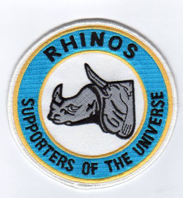 Indian Air Force No.11 Squadron ´Rhinos´ Ops patch BAe 748
