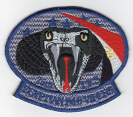 Egypt Air Force patch 75th Tactical Fighter Squadron F-16C/D