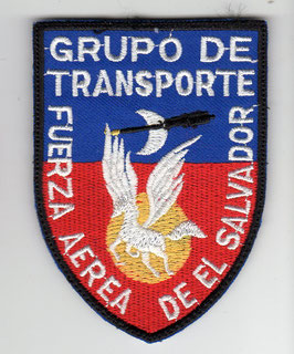 El Salvadorian Air Force patch Grupo de Transporte