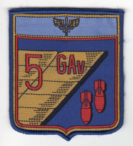 Brazilian Air Force patch 5° GAv (Grupo de Aviacao)