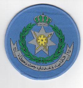 Royal Jordanian Air Force patch 25 Squadron Mirage F.1CJ