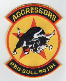 Spanish Air Force patch Escuadron 151 Aggressors EF-18 Hornet