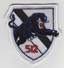 German Air Force patch AG 51 ´Immelmann´ / 2. Staffel early Tornado era