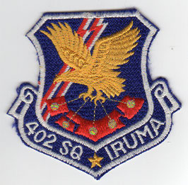 JASDF patch 402rd Squadron / 2nd Tactical Airlift Group