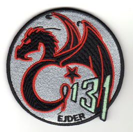 Turkish Air Force patch 131 Filo ´Ejder´ E-7T AWACS