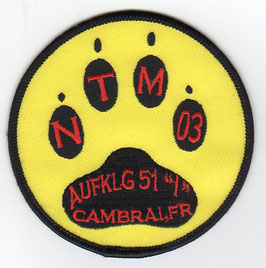 German Air Force patch AG 51 NATO Tiger Meet 2003 Tornado ECR