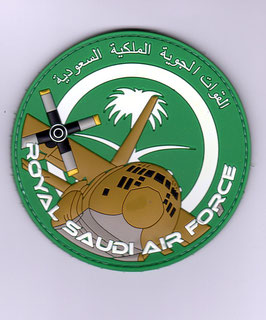 Royal Saudi Air Force patch C-130 hercules PVC