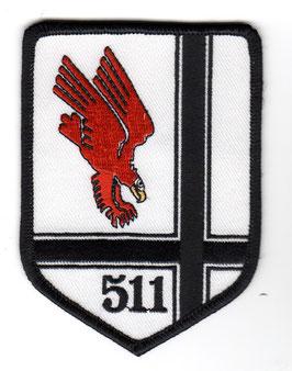 German Air Force patch AG 51 ´Immelmann´ / 1. Staffel early Tornado era