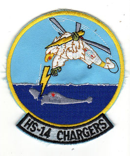 US Navy HS-14 ´Chargers´