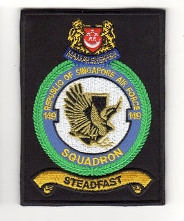 RSAF patch 149 Squadron ´Shikra´ crest F-15SG Strike Eagle