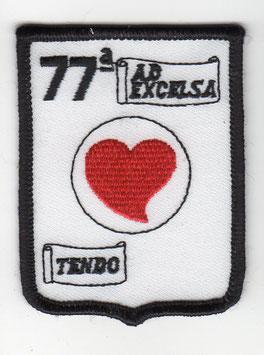 Italian Air Force patch 77° Squadriglia / 13° Gruppo G.91R period