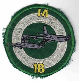 Royal Saudi Air Force patch 18 Squadron KE-3A AWACS older